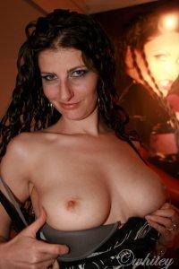 Sabrina Deep (topless)