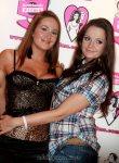 Elexis Monroe & Sandra Shine