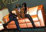 Rachel Foxx & Tyra Lee Jones