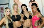 Lena Nitro, RoxxyX, Maria Mia & Lucy Ink