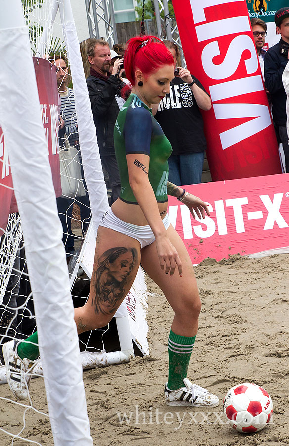 2016 sexy soccer World Cup's