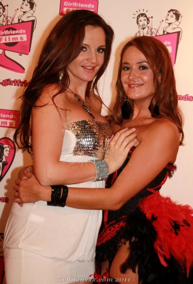 Sandra Shine & Elexis Monroe