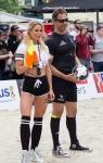 Ramona Bernhard & Evil Jared Hasselhoff at Sexy Soccer 2018